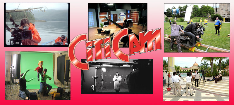 citicam film and video services